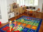 International Preschool small room or day care.